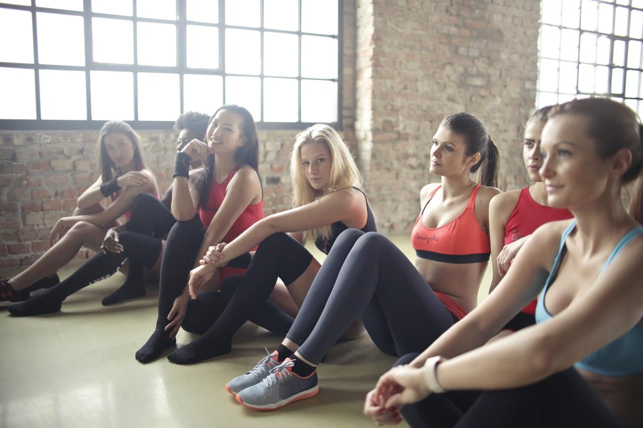 Fitness Teenagers