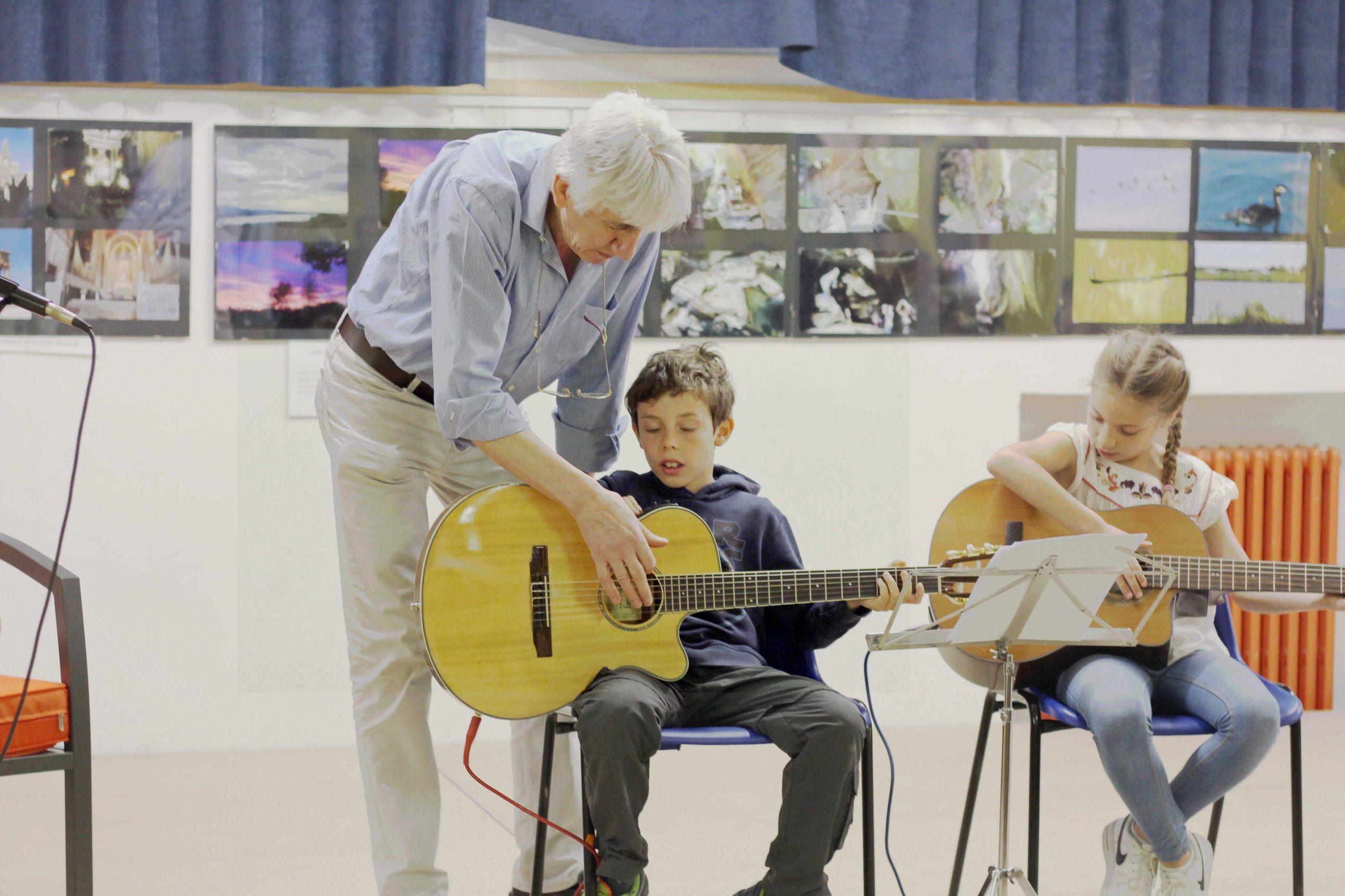 corso ukulele cinisello