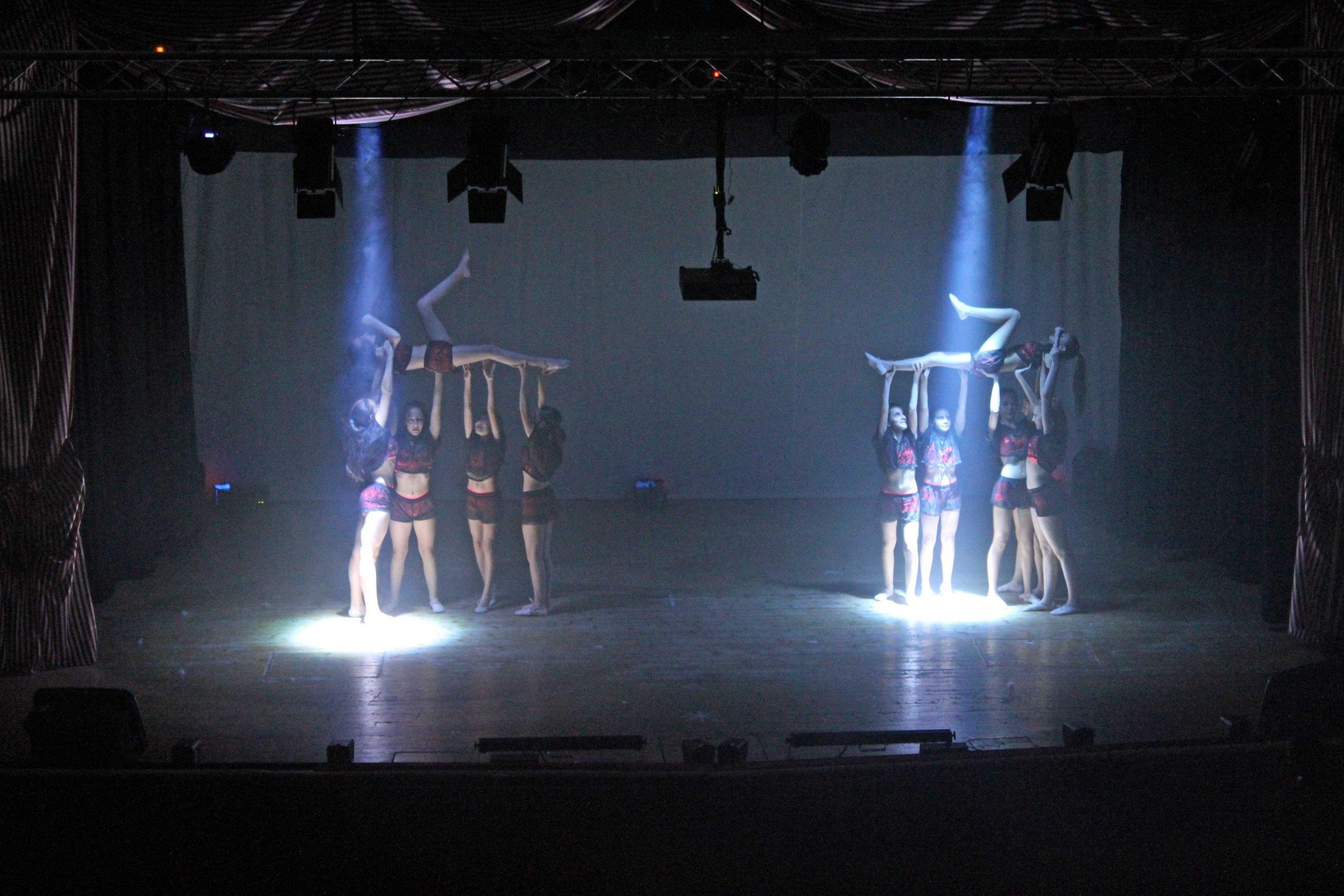 Danza moderna open