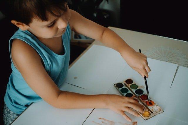 Corso di pittura bambini cinisello