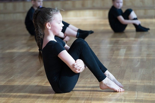 Danza moderna base cinisello