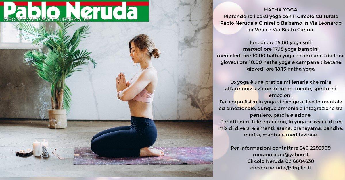 yoga cinisello balsamo