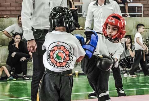Muay Thai Bambini